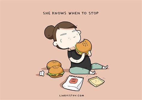 cute illustrations depicting   love
