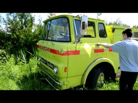 1977 gmc cabover fire truck needs a new home youtube