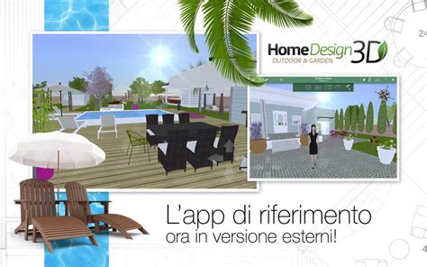 home design 3d per mac home design 3d outdoor garden crea il tuo