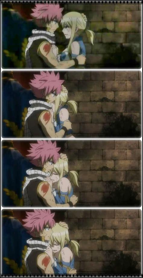 film lucy kiss natsu x lucy hugging scene by koyuki1401 on deviantart