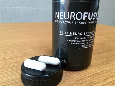 n fuse supplements neurofuse review can you optimize your neurons brain wiz