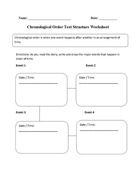 text structure worksheet 1000 ideas about text structure worksheets on