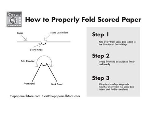 How To Score Paper For Folding - how to score and fold paper soap candle and crafty