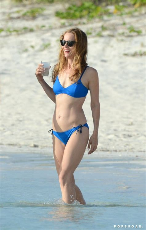 leslie mann grey s anatomy 40 celebrities in bikinis looking very hot and sexy