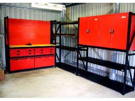 garage storage systems workshop storage solutions
