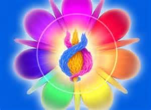 The Threefold Lotus Conhecimento Universal Os Sete Raios C 243 Smicos