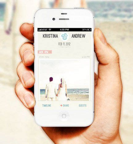 Wedding App by 5 Essential Wedding Apps Gadgets To Help Plan Your Day
