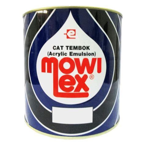Merk Cat Tembok Mowilex harga supplier cat tembok cat minyak merk starlite murah