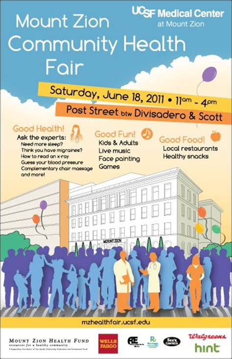 health themed events community health fair set for june 18 ucsf radiology