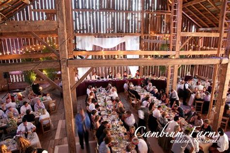 wedding venues ontario area barn wedding venues in ontario cambium farms