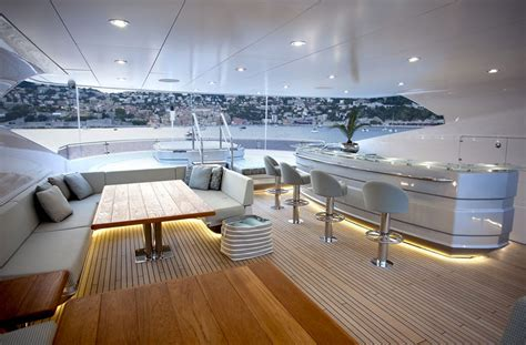 yacht interni yacht di lusso interni da sogno per un maestoso 47 metri