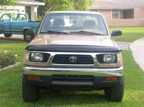 1996 Toyota 4x4 Buy Used 1996 Toyota Tacoma 4x4 4cly Single Cab Trd