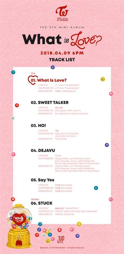 twice what is love lyric twice quot what is love quot のmv公開 デバク