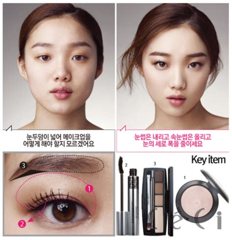 natural japanese makeup tutorial yun shock blog natural korean makeup eyes