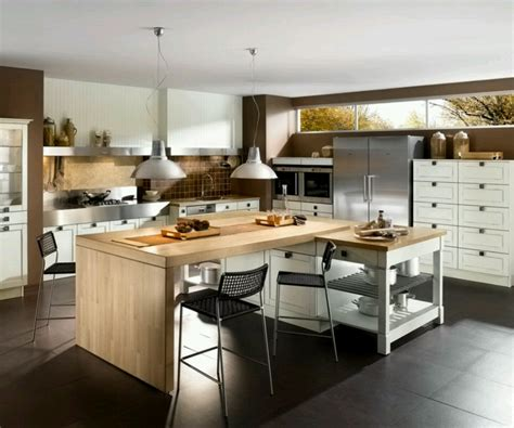 Kitchen Design Contemporary New Home Designs Modern Kitchen Designs Ideas