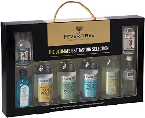 10 of the best gin and tonic gift sets flavoured