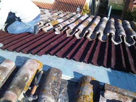 canas sin salida de humos c 243 mo renovar un tejado r 250 stico bricolaje