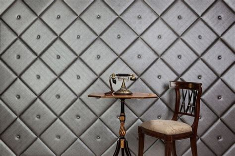 faux leather tiles for stylish creative wall decors freshome com