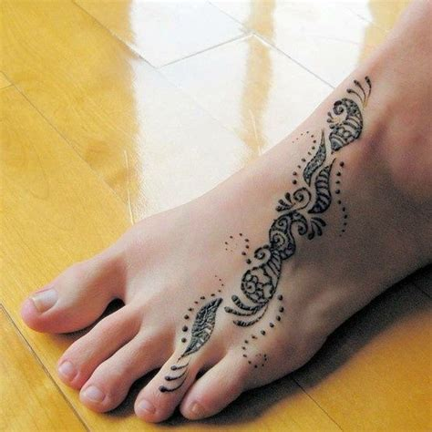 tribal tattoos on foot 16 awesome tribal foot tattoos