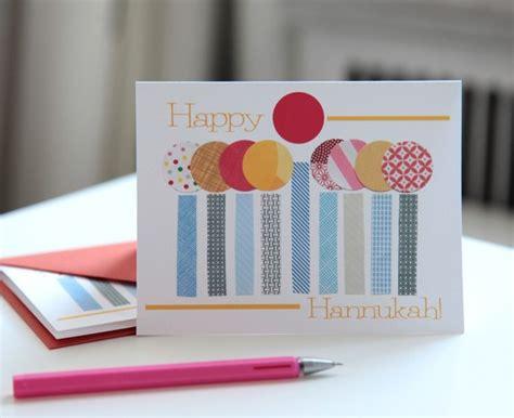 Handmade Hanukkah Cards - 17 best ideas about hanukkah cards on hannukah