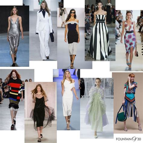 the top 10 nyfw trends for spring 2017 stylecaster nyfw spring 17 top 10 fashion trends for women over 35