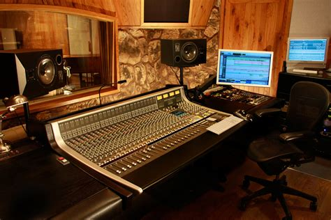 music studio jel recording studios upgrades studio a with an ssl aws