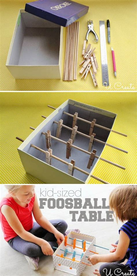 Play Our Project Runway Faceoff Fabsugar Want Need 3 by Mini Football Table For Diy Toys