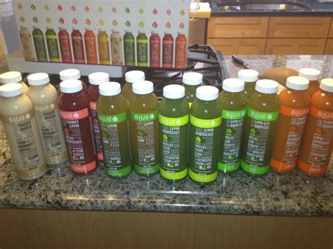 Suja One Day Detox by 3 Day Suja Juice Cleanse