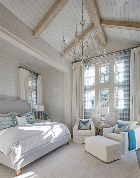coastal bedroom designs 25 best ideas about shiplap ceiling on pinterest