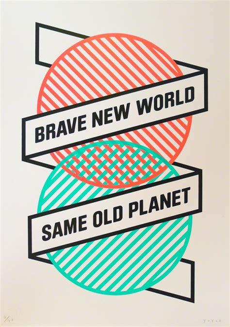 themes found in brave new world self portrait james joyce print club london