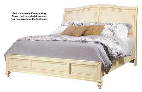 bedroom sets charleston sc charleston antique white sleigh bed bedroom set