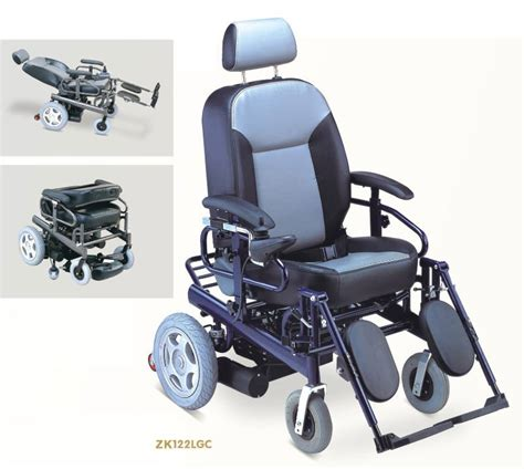 Motorized Chair by Wheelchair Assistance Permoble Chairman Entra Electric