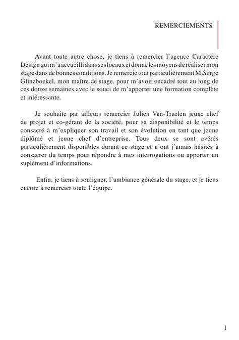 modele rapport de stage 3eme cuisine document