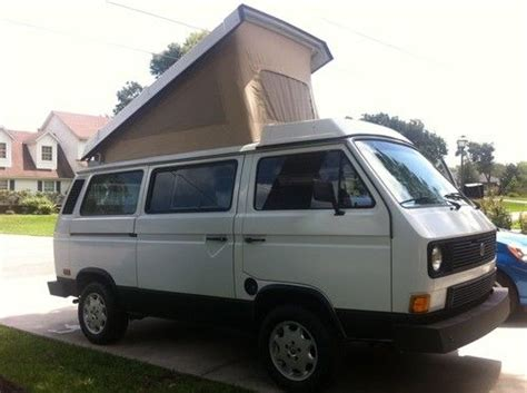 buy   volkswagen vanagon late  water cooled  lakeland florida united states