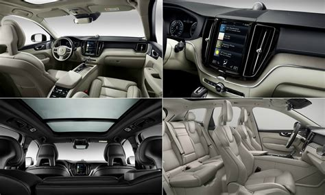 volvo suv interior 8 interesting facts about the all new 2018 volvo xc60 suv