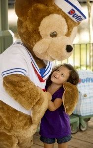 duffy the disney bear to leave epcot