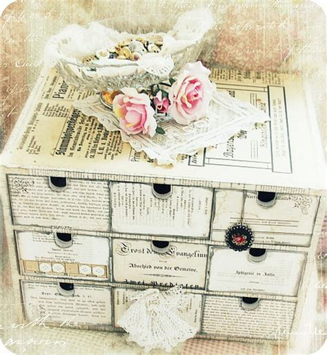 vintage craft projects 30 diy ideas tutorials to get shabby chic style