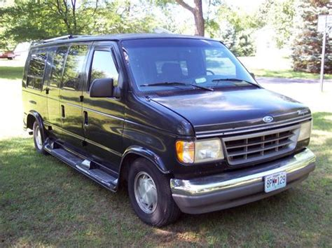 books on how cars work 1996 ford e series user handbook buy used 1996 ford conversion van in jackson michigan united states