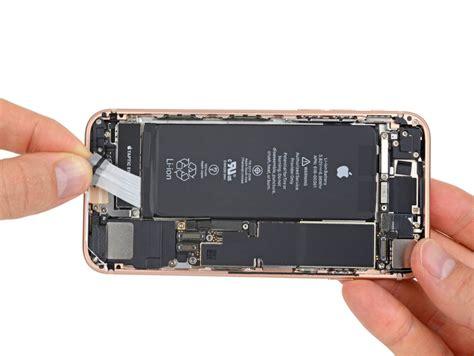 iphone  teardown confirms smaller battery