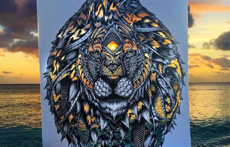 beautiful animal art  faye halliday joyenergizer