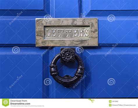Front Door Letter Box Stock Photography Image 3670082 Brass Letter Boxes For Front Doors