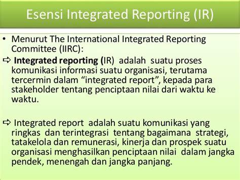 Teori Kinerja Dan Pengukurannya 1 integrated reporting teori dan aplikasi