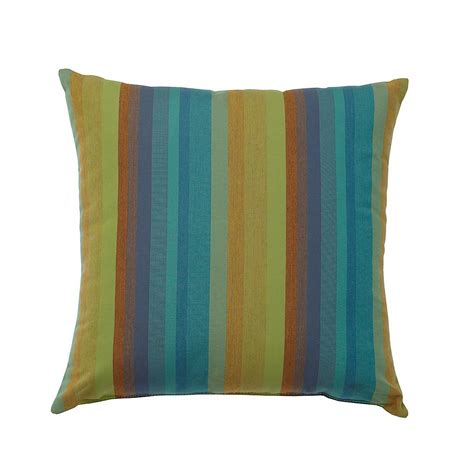 Patio Throw Pillows by Sunbrella 174 Outdoor Throw Pillow 20x20x5 Goodglance