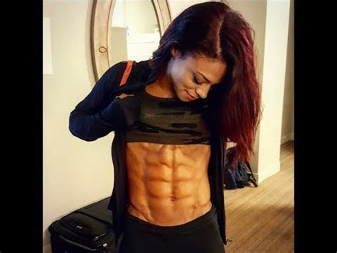 kessia mirellys  abs workout  yourfitnessnews