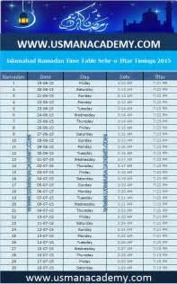 Italy Kalendar 2018 Islamabad Ramadan Timings 2017 Calendar Islamabad Ramazan