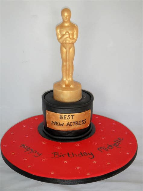 Home Decorating Forum Oscar Award Cake Cakecentral Com