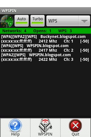 download wpspin. wps wireless scanner. for pc