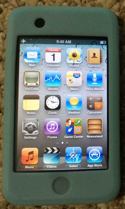 layout menu touch screen ipod touch home screen layout reset home decor ideas