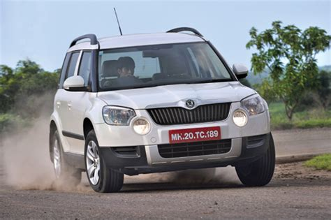 skoda yeti test drive and review autocar india