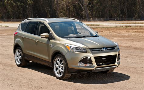 Ford Escape Titanium by 2013 Ford Escape Titanium Front Three Quarters Photo 17